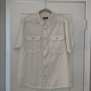 MENS Patagonia Short Sleeve Button Down